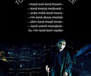 harry potter, tom riddle, and voldemort image
