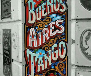 buenos aires, tango, and argentina image