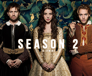 cw, queen mary, and season 2 image