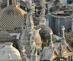 architecture, buenos aires, and cementery image