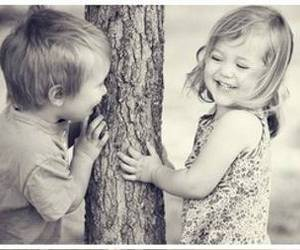 child, cute, and love image