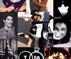 engaged, teen wolf, and tyler posey image