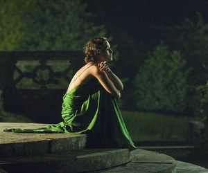 atonement, dress, and green image