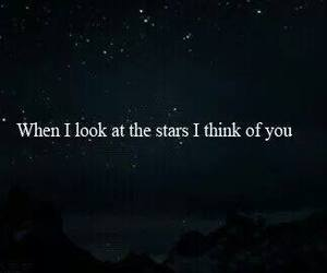 stars, love, and quotes image