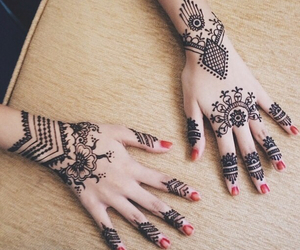 detailed, henna, and inspiration image