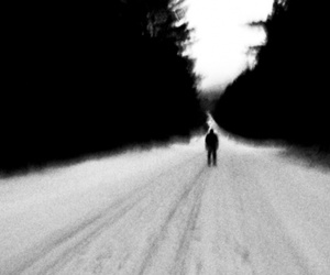 cold, creepy, and lonely image