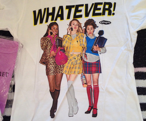 Clueless, fashion, and girl image