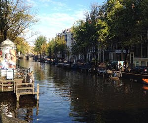 amsterdam, holliday, and netherlands image