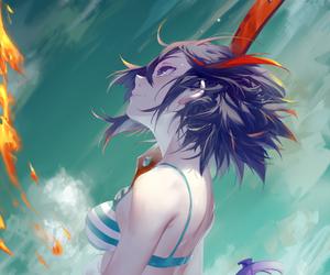 kill la kill, anime, and anime girl image