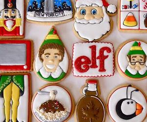 christmas and elf image