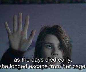quote, adult world, and emma roberts image