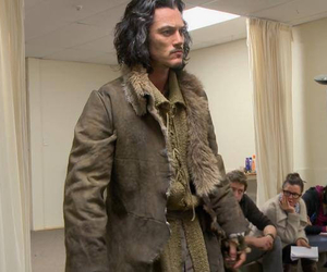 the hobbit, luke evans, and bard the bowman image