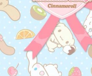 sanrio and cinamoroll image