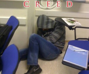 funny, assassin's creed, and student image
