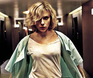 Lucy, Scarlett Johansson, and film image