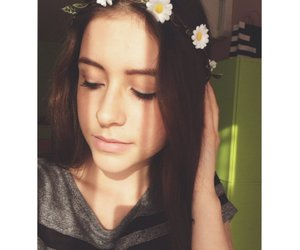 14, czech, and flower crown image