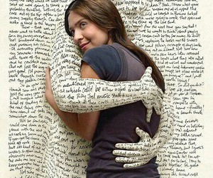 creative, awesome. art, and love love love to read image