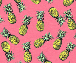 food, girly, and fruit image
