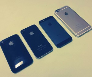 lineup, iphone3, and iphone5 image