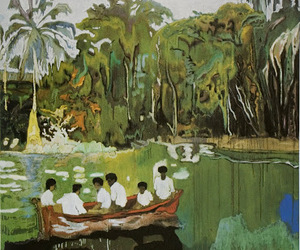 2004, art, and peter doig image