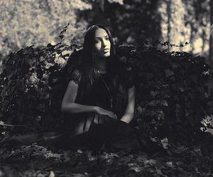 gothic girl image