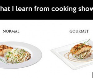 funny, food, and gourmet image