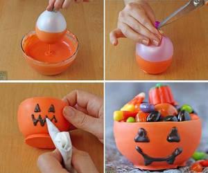 Halloween and diy image
