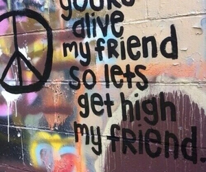 friend and high image