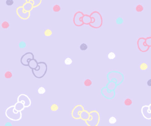 kawaii, pink, and wallpaper image