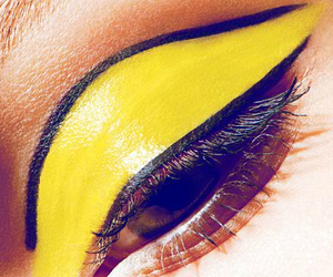 beauty and yellow image