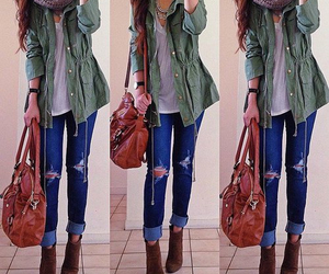 bags, hair, and nice image