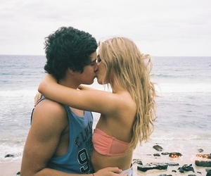 hipster and kisses and rock image