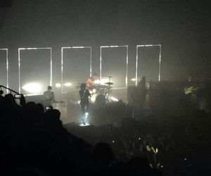 live, the 1975, and matt healy image
