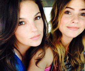 teen wolf, shelley hennig, and malia tate image