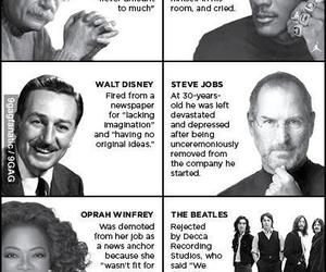 failure, Steve Jobs, and the beatles image