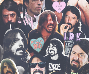 nirvana, dave grohl, and foo fighters image