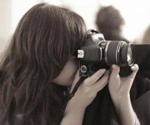 brunette, nice, and photography image