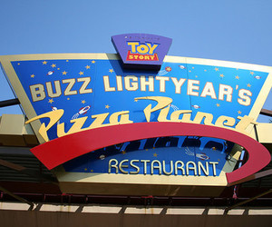 toy story, disney, and pizza image