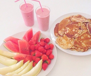 food, smoothies, and tumblr image