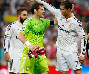 cristiano ronaldo, iker, and cr7 image