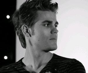 paul wesley and the vampire diaries image