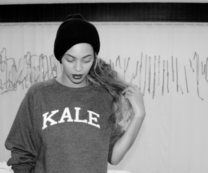beyoncé, black and white, and mrs carter image