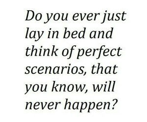 quotes, bed, and perfect image