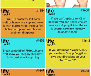 HICCUPS and life hacks image