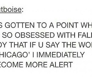 chicago, fall out boy, and FOB image