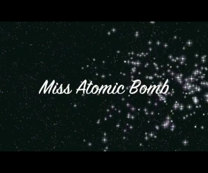 Lyrics, the killers, and miss atomic bomb image