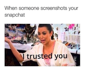 snapchat, funny, and screenshot image