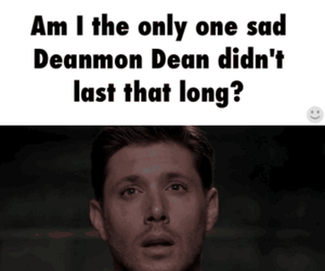 supernatural and deanmon image