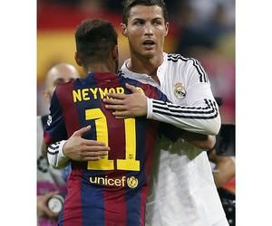cristiano ronaldo, fc barcelona, and neymar image