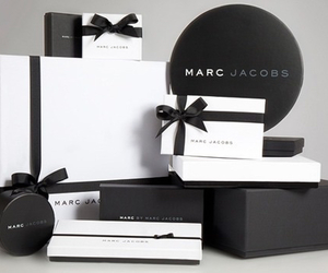 marc jacobs, black, and fashion image